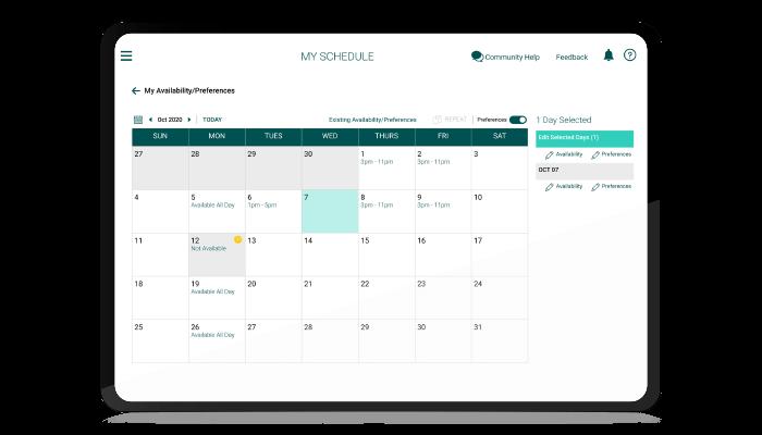 B&L Technologies Advanced Scheduling Software